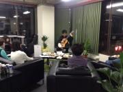 大宮で東日本大震災復興支援チャリティーコンサート オカリナの演奏と防災ゲームも