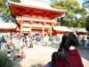 大宮・武蔵一宮氷川神社、年末年始の準備進む