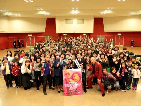 よしもと新喜劇・映画「商店街戦争」上映へ 大阪・大正区を舞台に