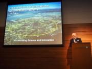 六本木でILCシンポジウム 先端加速器の日本立地に向け活動周知