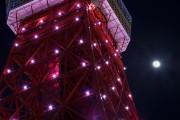 東京タワーで満月限定イベント 満月×キャンドルで癒やしを提供