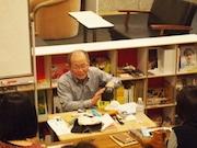 佐賀で靴の選び方・磨き方講座 足の専門家が51年の経験伝える