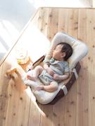 「赤ちゃんとの大切なとき応援」 佐賀の子育て支援団体が赤ちゃん用抱っこ布団開発