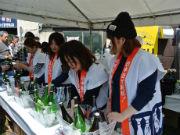 「佐賀ん酒」と肉を心行くまで 佐賀の街中で日本酒フェス、女性にも魅力発信
