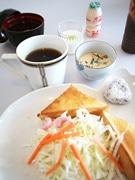 コーヒーに7品が付く「豪華な名古屋モーニング」、長者町の猫カフェが提供開始