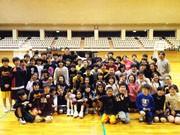 愛知ジュニアバスケットボール連盟、名古屋で小・中学生向けスクール