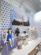 名古屋パルコで「奇譚クラブ10周年展」 「コップのフチ子」ジオラマなど展示
