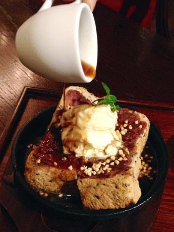 喫茶神戸館の鉄板小倉トースト : 名古屋人編集。絶対食べたい ...