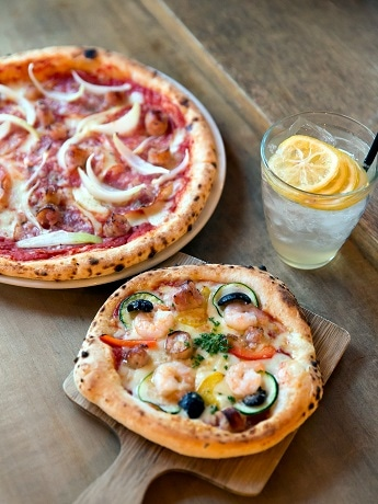 世田谷にファストピザ店 初のFC、「ジャンクではない」ワンコイン商品に強み