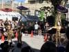 「三茶de大道芸」始まる 国内の大道芸人がパフォーマンス