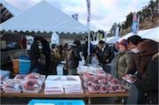 南三陸で今年最後の「福興市」開催へ 特産の海産物を浜値で
