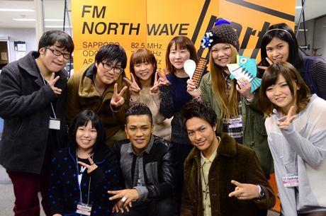 三代目J Soul Brothersの今市さん・ELLYさん、札幌でファンと対面 , 札幌経済新聞