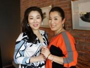 札幌のホテルで美人ランチ 姉妹イメージコンサルタントがプロデュース