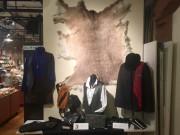 サッポロファクトリーでエゾシカファッション展 シニア世代、森の再生願う