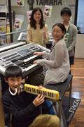 札幌で富岡ヤスヤさん指導エレクトーンライブ 5歳~還暦が成果披露