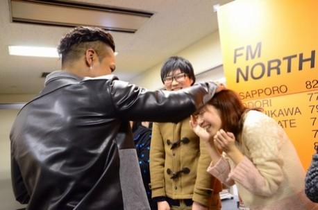 三代目J Soul Brothersの今市さん・ELLYさん、札幌でファンと対面