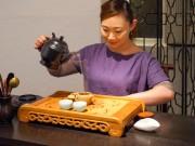大阪京町堀に中国茶専門店「Gingetsu」 京都店に次ぎ2号店