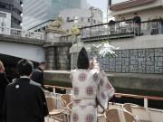 大阪「北浜テラス」の川床開き 2店が初参加、連携イベントも