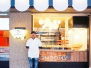 大阪・本町にチーズタルト専門店「ボンボミー」 ウコッケイ卵のプリンも