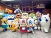 大阪・少彦名神社で神農祭 「くすりキャラ」14体が集結、グリーティングも