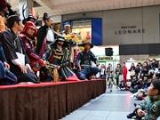 仙台・藤崎で「伊勢志摩・紀州・名古屋フェア」 初日に2武将隊そろい踏み