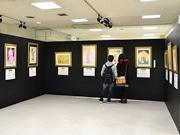 仙台・藤崎で「漫画家による仏の世界展」 赤塚不二夫さん、浦沢直樹さんら60点