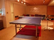 青山に「中目卓球ラウンジ」-大手卓球メーカーが全面協力