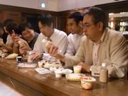 恵比寿に一日限定「甘党男子カフェ」-スイーツ好き男性の交流促す