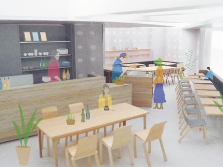 渋谷の穴場!知る人ぞ知るおしゃれカフェ◎の画像