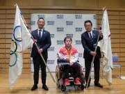 渋谷区役所でオリンピック・パラリンピックフラッグ展示 2020年に向け機運向上へ