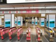 井の頭線渋谷駅のデジタルサイネージ増設へ 改札内外で視認性高める