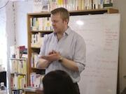 下北沢の書店B&Bで早朝英会話スクール 4月11日開講