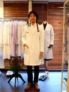 旗の台に初の白衣専門セレクトショップ-医療系ドラマの影響も