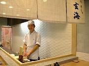 白金のすし店を19歳店長が切り盛り-本場九州の味を提供