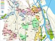 しながわ観光協会が「桜マップ」公開 新たに八潮エリアを追加