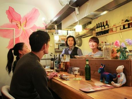 大井町に子連れで飲める「子供と、BAR」 店内禁煙、落書き用の黒板も設置