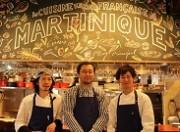 武蔵小山にフランス料理「マルティニーク」 フットサルで出会った3人が協業