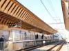 戸越銀座駅が「木になるリニューアル」 木造を生かし、多摩産材使用