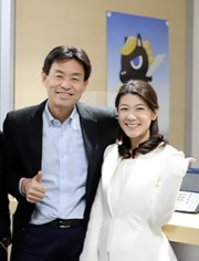 虎ノ門でラジオの公開録音イベント 世界経済の動向占う