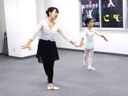 虎ノ門に子どものためのクラシックバレエクラス バレエ用語なども「丁寧に指導」