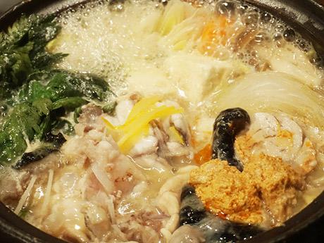 新橋の海鮮居酒屋「魚バカ一代 新橋本店」、冬季限定「あんこう鍋」を提供