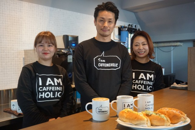 虎ノ門のカフェインチャージバー「caffeineholic」、モーニングメニュー提供