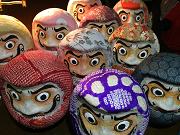 「ちょう布だるま」作りに挑戦 東急ハンズ新宿店でワークショップ