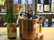 新宿に日本酒セルフ飲み放題店「KURAND SAKE MARKET」 5店舗目