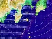 海専門の気象情報モバイルサイト-「波伝説」と京大研究所が共同開発