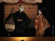 佐渡の人形浄瑠璃「猿八座」、鎌倉の古民家で特別公演