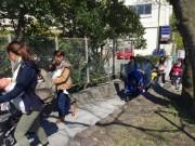 江ノ電各駅発の「防災ハイキング」 鎌倉の子育てママたちが発案