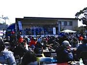 鎌倉市役所で震災復興支援イベント 東北グルメ屋台も出店