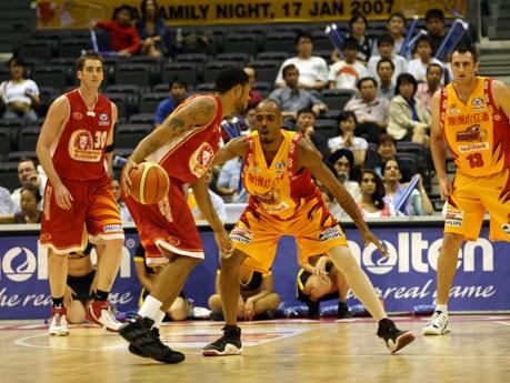 バスケットボール「ASEANリーグ」設立へ-豪リーグ脱退のスリンガーズ中... ASEANリーグ