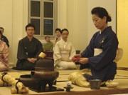 シンガポールで「表千家」お茶会、家元公認では海外初